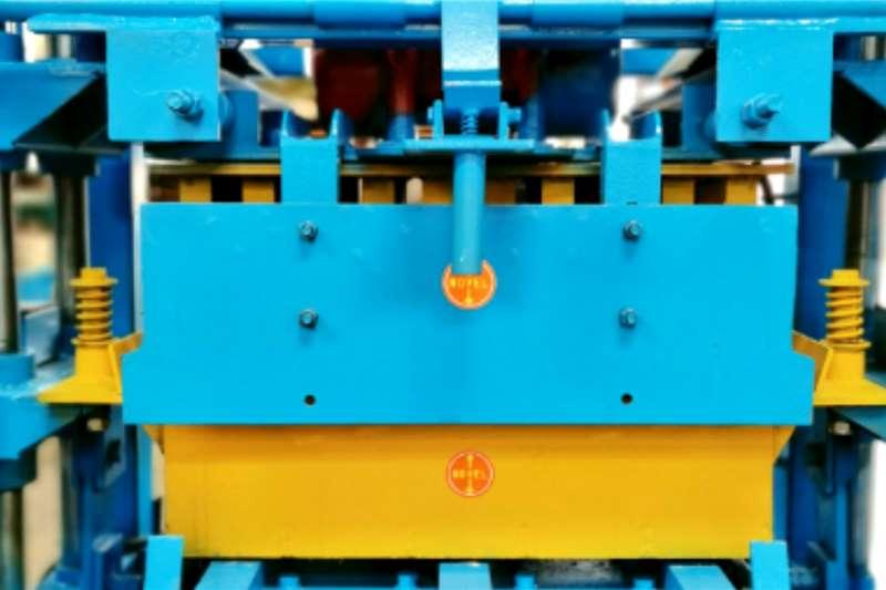 Sino Plant Brick Machine – Static 426 Brick making machines
