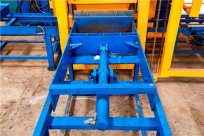 Sino Plant Static 315 Brick Machine Brick making machines