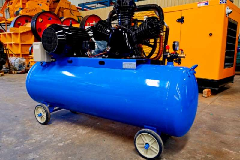Sino Plant Compressor 380V 220L Tank Compressors