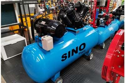 Sino Plant Compressor 380V 500L Compressors