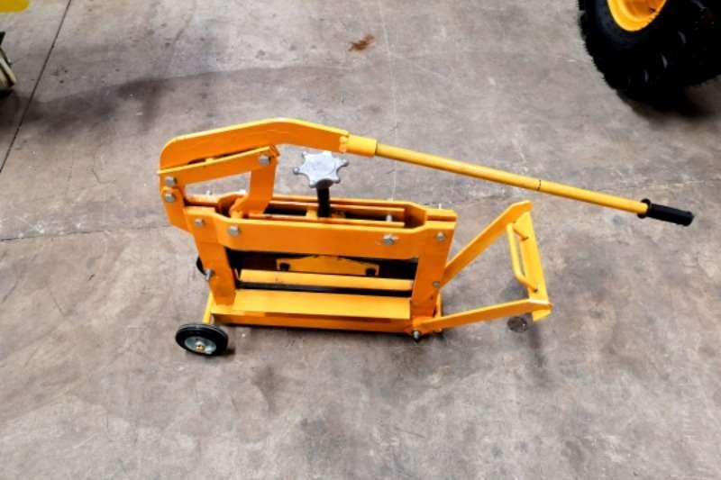 Sino Plant Block Cutter Manual Concrete cutters