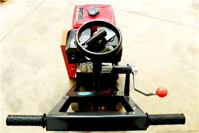 Sino Plant Scarfing Machine 10 inch Concrete cutters