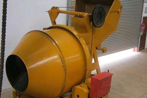 Sino Plant Concrete mixer 560 Kg Electric Concrete Mixer with Cable Skip 2019