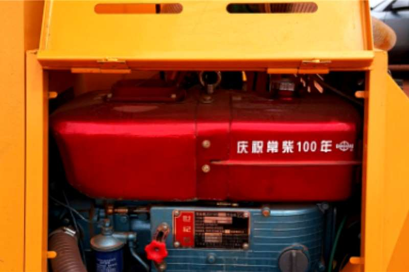 Sino Plant 800 Kg Diesel Concrete Mixer with Cable Skip Concrete mixer