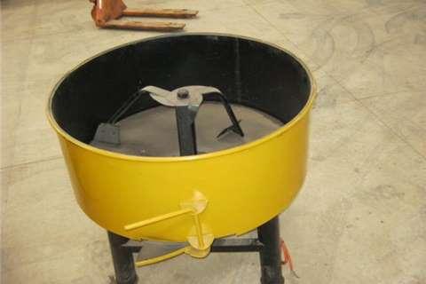 Sino Plant Concrete mixer Pan Mixer Electric 350L 380V 2019
