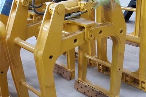 Sino Plant Attachment Brick Grab (3 5 Ton) Cranes