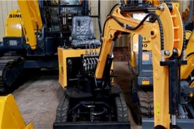 Sino Plant Excavator 800 Kg Excavators