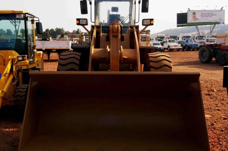 Sino Plant Front End Loader ZL851 FELs