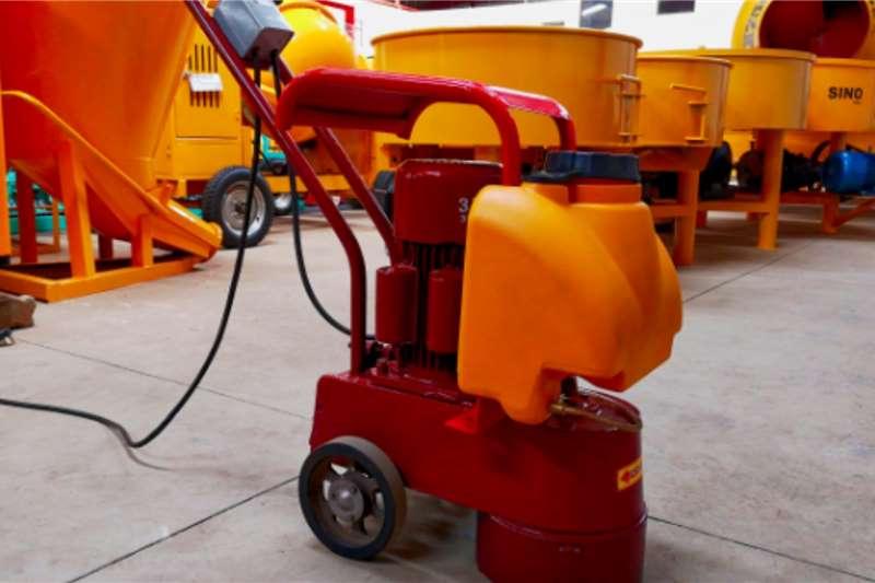 Sino Plant Floor Grinder Concrete 220v 250mm Floor grinders