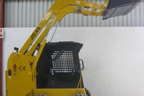 Sino Plant JC45 Skid steer Forestry equipment