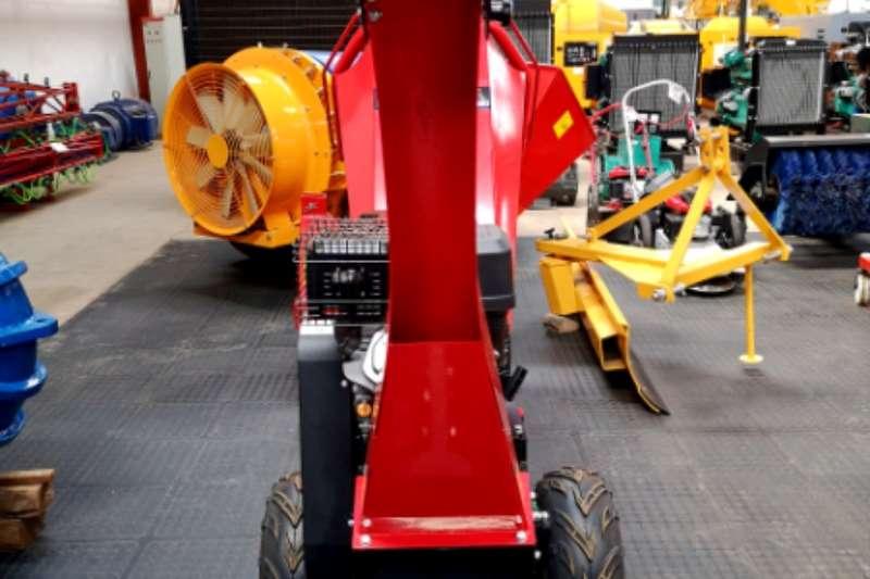Sino Plant Wood Chipper Petrol 120mm Forestry equipment