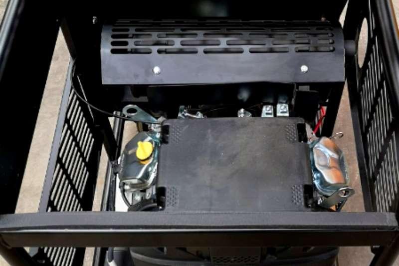 Sino Plant 12kva 220v Petrol Generator Generator
