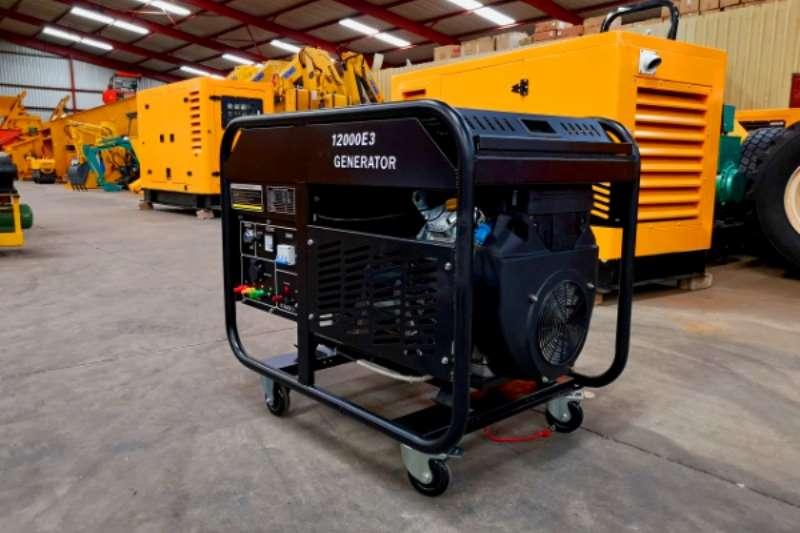 Sino Plant 12kVA 380v Petrol Generator Generator
