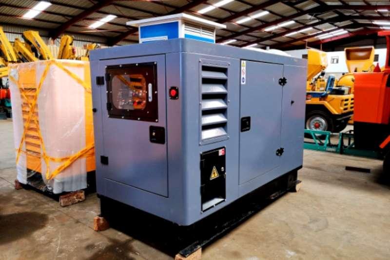 Sino Plant 15kva Deutz Diesel 220v Closed Generator