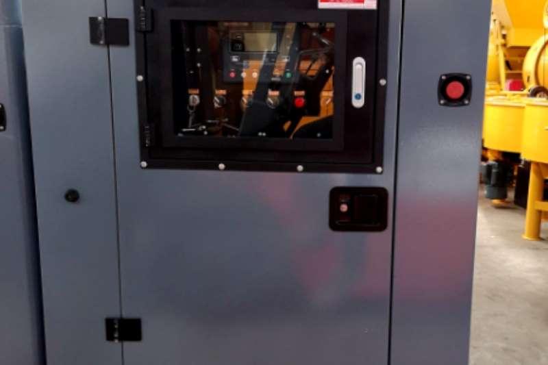 Sino Plant 60kva Deutz 380v Closed/Silent Generator