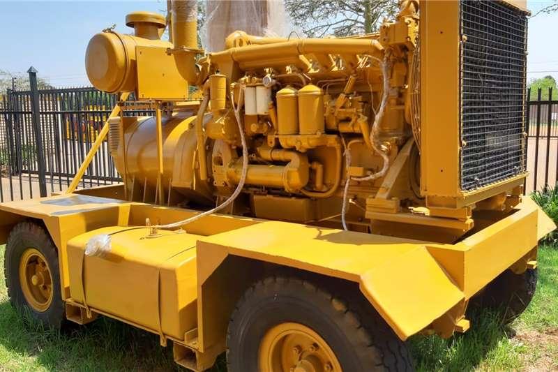 Sino Plant CAT MOBILE 250KVA 380V GENERATOR Generator