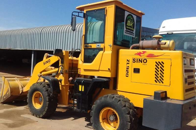 Sino Plant Loaders Construction SINO ZL920 FRONT LOADER 2015