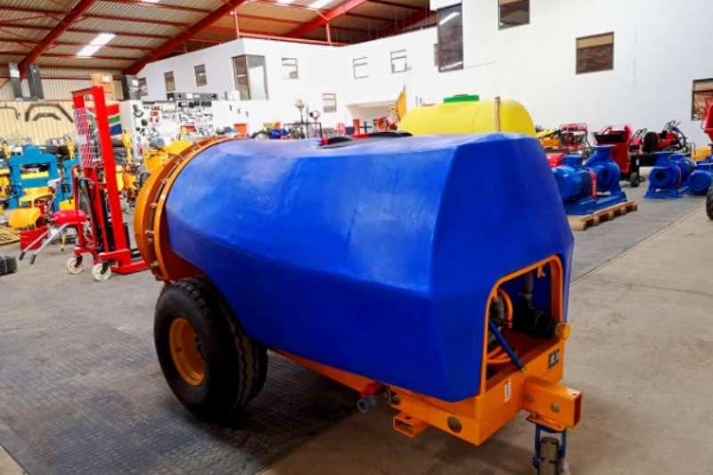 Sino Plant Crop Sprayer Trailer 1000L Others