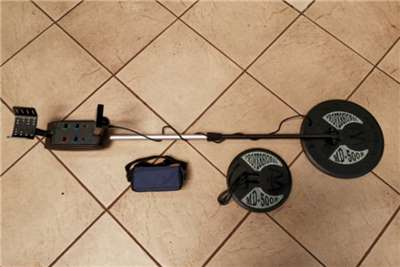 Sino Plant Hand Held Metal Detector 50 Others