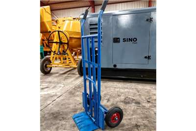 Sino Plant Ladder Trolley – Steel Fixed Frame Others