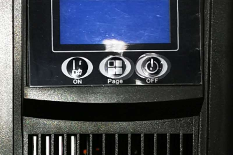 Sino Plant UPS 3000VA   EXCLUDES BATTERY Others