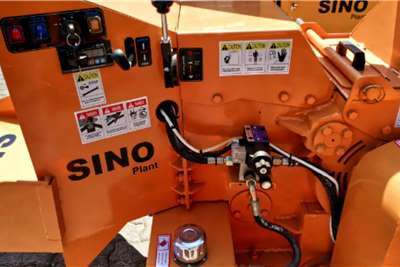 Sino Plant Wood Chipper 300x200 Diesel Engine Others