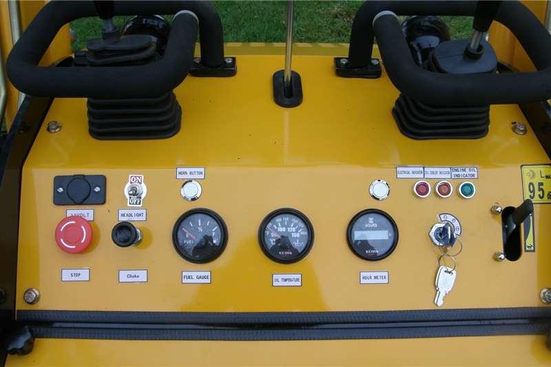 Sino Plant J400T Tracked Skid Steer Skidsteers