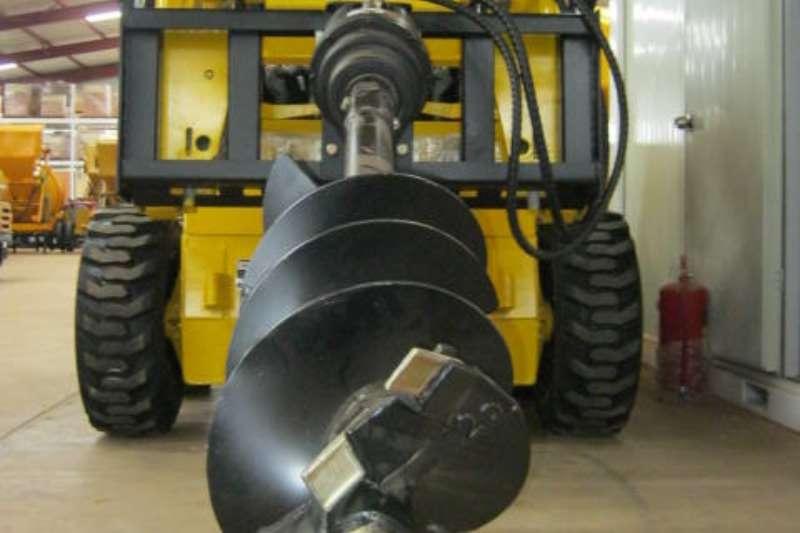 Sino Plant Skid Steer Auger for JC35/45 Skidsteers