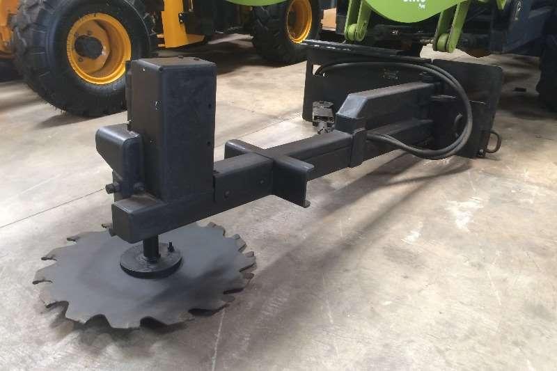 Sino Plant Skid Steer Brush Cutter for JC35/45 Skidsteers