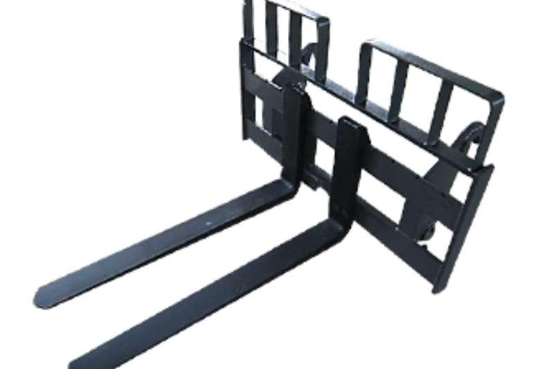 Sino Plant Skid Steer Pallet Fork for JC35/45 Skidsteers