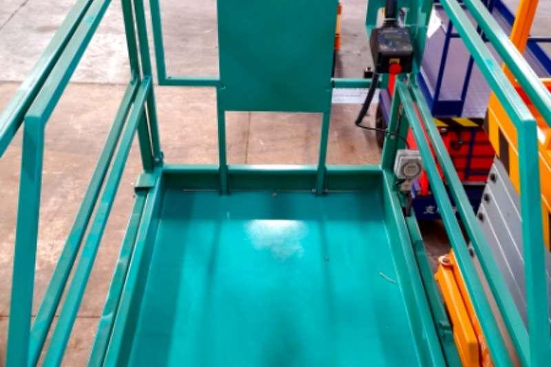 Sino Plant Skyjack Scissor Lift Self Propelled 24v 6m Skyjacks