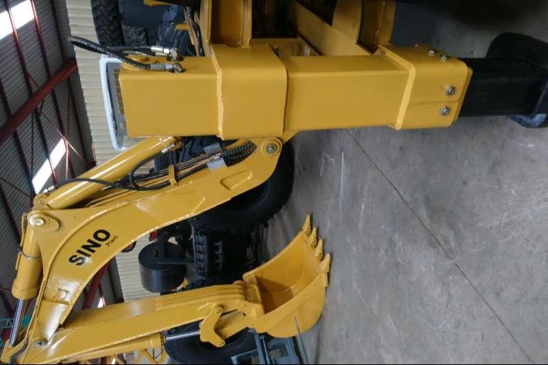 Sino Plant TLB Heavy Duty 4x4 TLBs