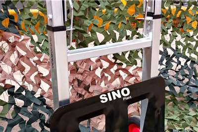 Sino Plant Ladder Trolley – Aluminum Collapsible Trolley jacks