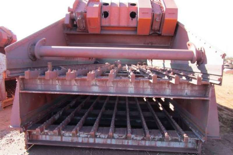 Sino Plant Vibrating screens Joest SRZ3050 x 7625 Vibrating Screen