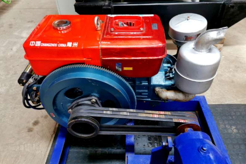 Sino Plant New   Centrifugal Water Pump 6 inch Diesel Water pumps