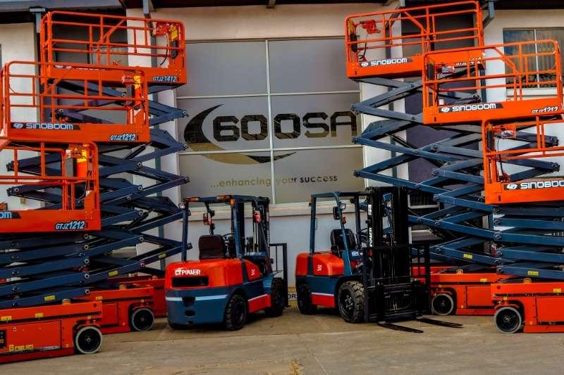 Sinoboom Scissor lifts Platform height 5.8m, max working height 7.8m 2019
