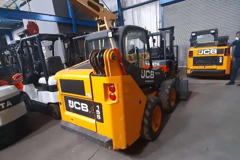 2013 JCB  155 eco boom