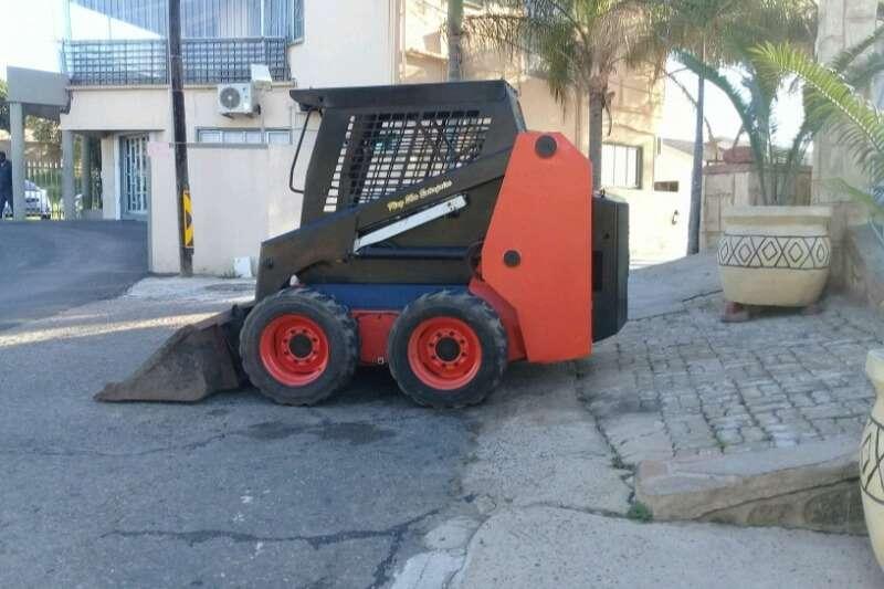 Skidsteer Loader Skat Trak 1300D