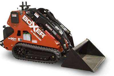 Construction Boxer Mini Skid Steer 700HDX Skidsteers