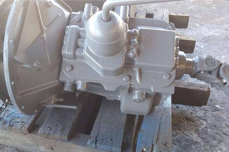 Deutz F 912 Gearbox Skidsteers