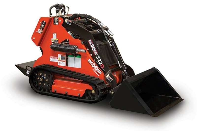 Skidsteers Farming Boxer Mini Skid Steer 322D 2019