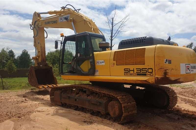 Sumitomo Excavators 2015 Sumitomo SH350 2015