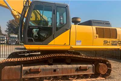 Sumitomo 2015 Sumitomo SH350 Excavators