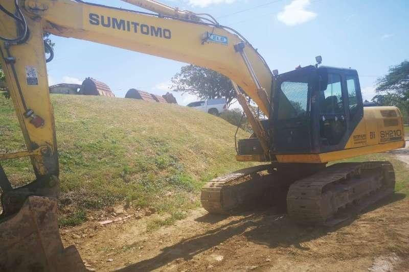 Sumitomo Excavators SH210 2007