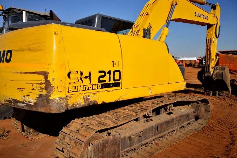Sumitomo Excavators SH210 2009