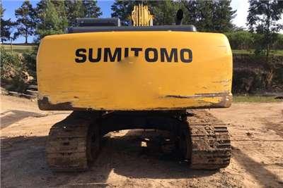 Sumitomo SH210 Excavators