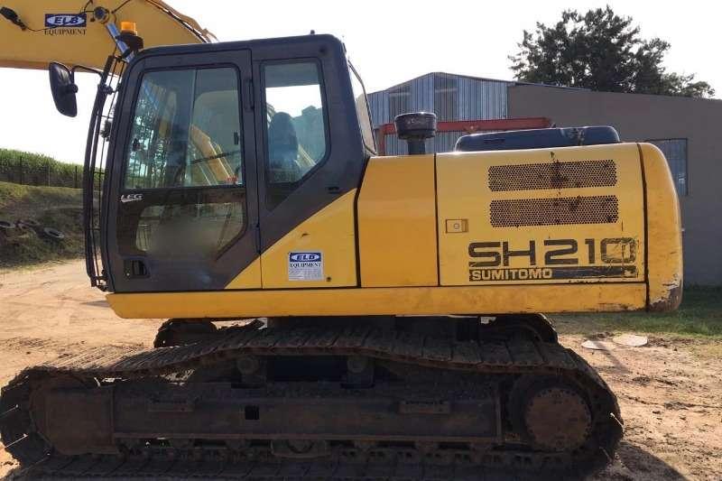 Sumitomo Excavators SH210 2015