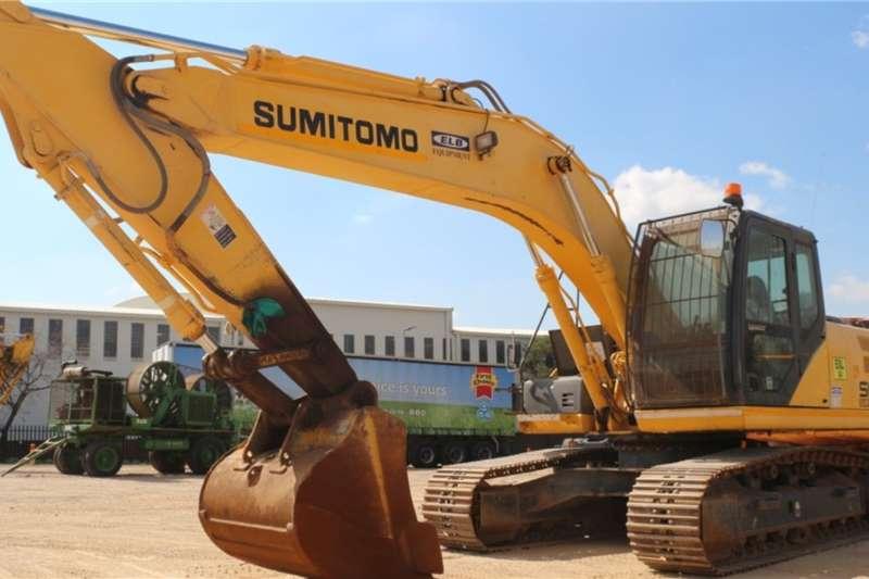 Sumitomo Excavators SH210 5 20 Ton Excavator 2016