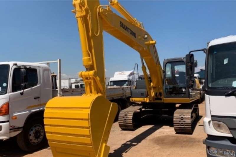 Sumitomo Excavators SH210 5 2014