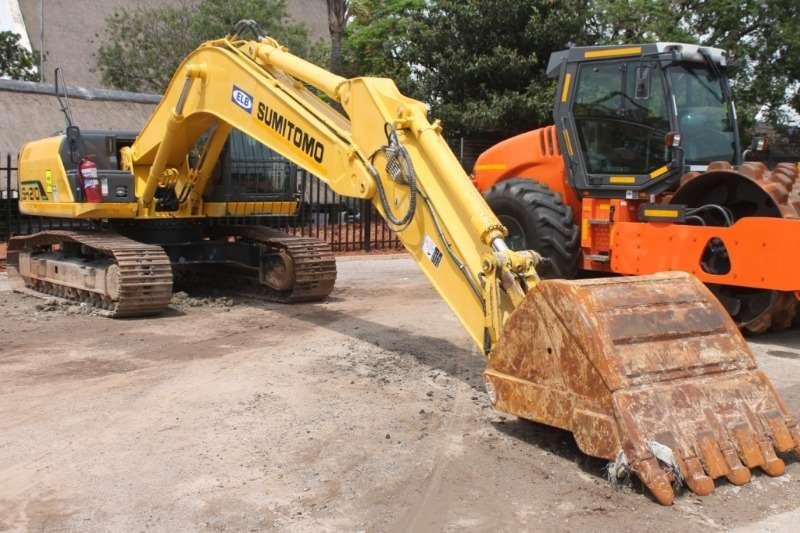 Sumitomo Excavators SH210 5 Excavator 2018